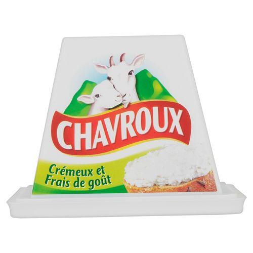 Kozí syr CHAVROUX 150g 1