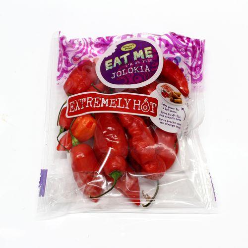 Paprika - chili NAGA JOLOKIA RED 50g 1