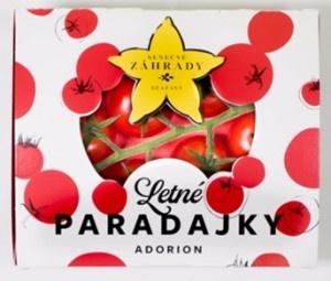 Paradajky Cherry Adorion kal. 24-30 200g SZ ,I.Tr. 7
