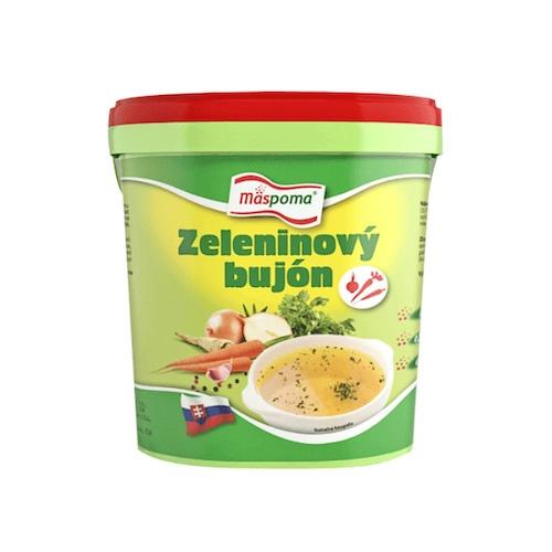 Bujón zeleninový MASPOMA 900g 1