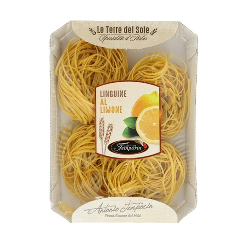 Cestoviny LINGUINE s citrónom TEMPORIN 250g 1