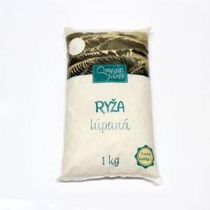 Ryža guľatozrnná OMEGA 1kg 6