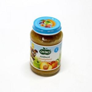 Detská výživa broskyňová OVKO 190g 7