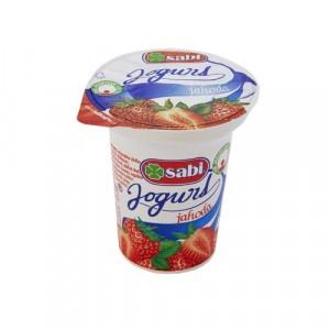 Jogurt jahodový SABI TAMI 150g 12