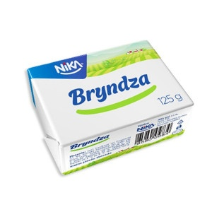 Bryndza 50% NIKA 125g 5