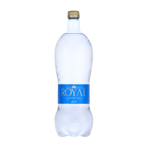 Royal Water Mineral minerálna voda pH 7,4 1,5l 1