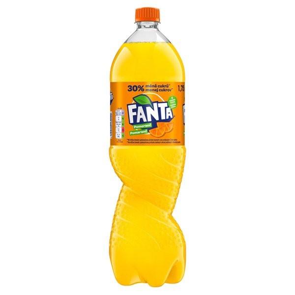 Fanta pomaranč 1,75l 1