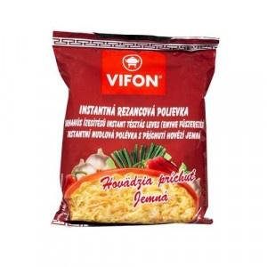 VIFON Inst. rez. polievka hovädzia príchuť 60g 5