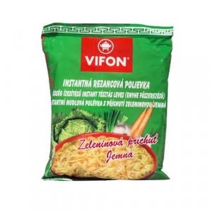 VIFON Inst. rez. polievka zeleninová 60g 8