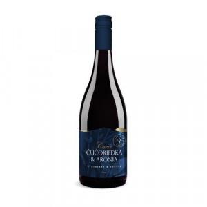 Víno ovocné Cuvée Čučoriedka & Arónia 0,75l 4