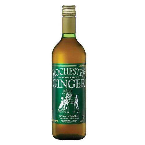 Rochester Ginger nealko zázvorový nápoj 0,725l 1