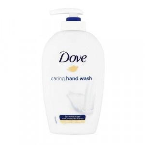 Dove Jemné tekuté mydlo na ruky 250 ml 7