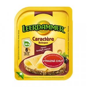 Syr LEERDAMMER caractere plátky 48% 150g OA 7