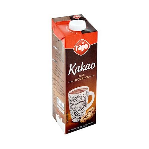Nápoj mliečny KAKAO RAJO 1l 1