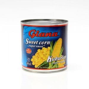 Kukurica sterilizovaná GIANA 425ml 23