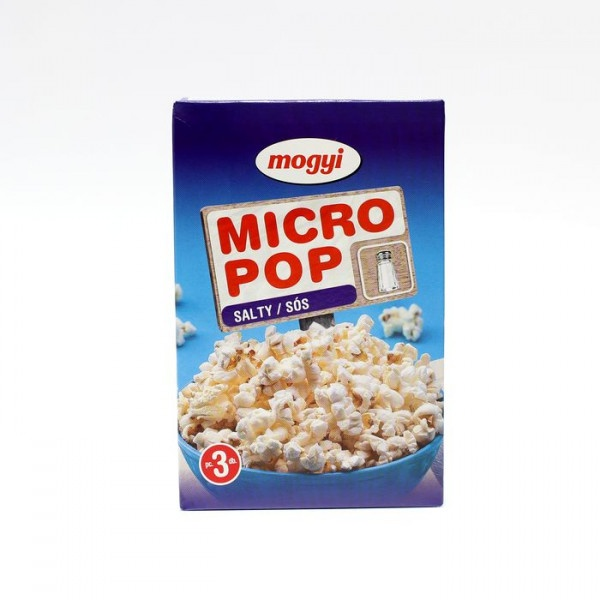 POPCORN micro solený 300g 3 x 100g bal. 1