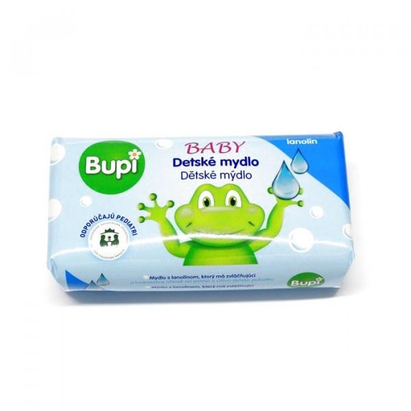 Detské mydlo BUPI s lanolínom 100 g 1