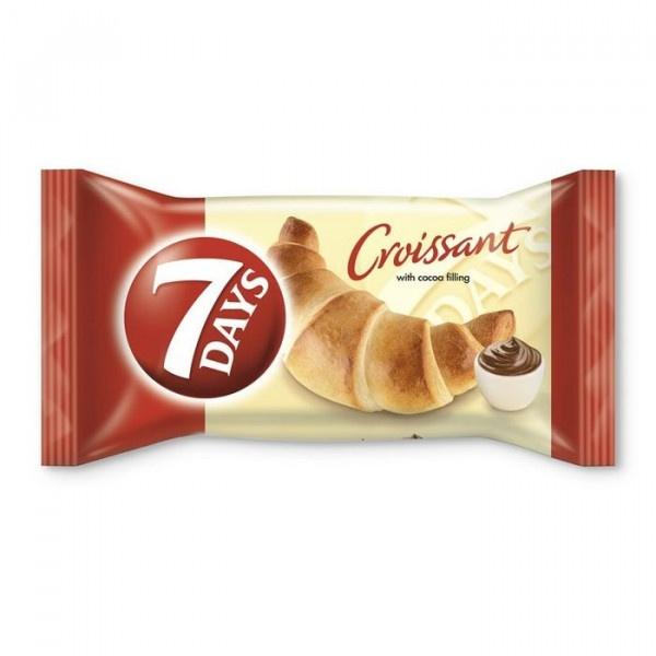 Croissant 7 DAYS kakao 60g 1