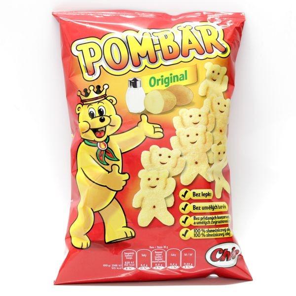 PomBär snack Original 50g 1