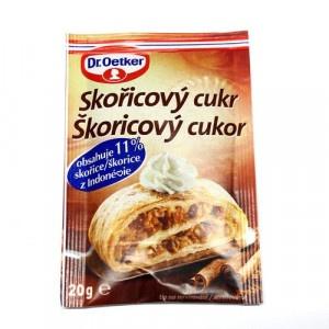 Cukor škoricový 20g Dr. Oetker 17