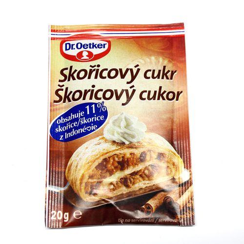 Cukor škoricový 20g Dr. Oetker 1