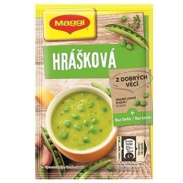 MAGGI Chutná pauza, Hrášková inst. polievka 21 g 1