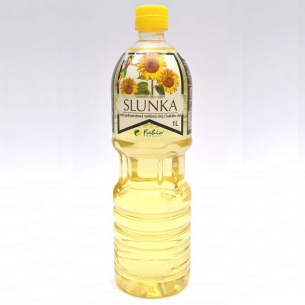Olej slnečnicový SLUNKA 1l 1