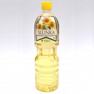 Olej slnečnicový SLUNKA 1l 7