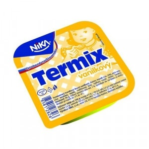 Termix vanilkový NIKA 90g 7