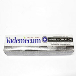 Vademecum White & Charcoal zubná pasta 75 ml 6
