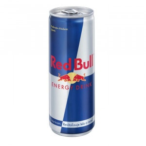RED BULL energy drink 250ml plech 6