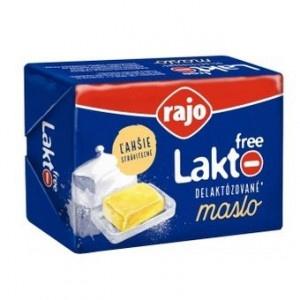 Maslo BEZLAKTÓZOVÉ 82% RAJO 125g 1