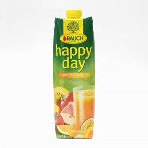 Džús multivitamín HAPPY DAY 1l 10