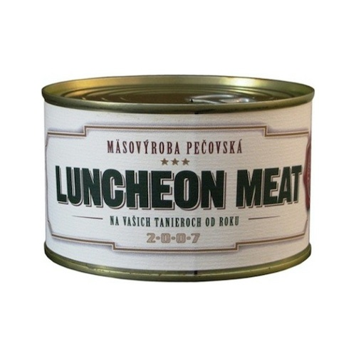 Luncheon meat 400g 1