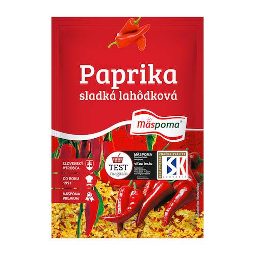 Korenie Paprika sladká lahôdková 25g Mäspoma 1