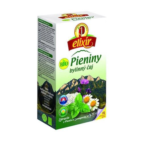 Čaj BIO PIENINY bylinná čajová zmes 30g 1