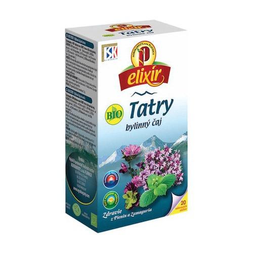 Čaj BIO TATRY bylinná čajová zmes 30g 1