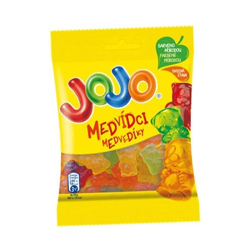 Cukríky JOJO Medvedíky Jojo 80g 1