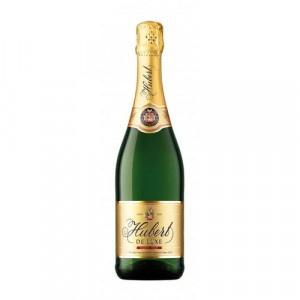 Víno šumivé biele sladké HUBERT DE LUXE 0,75l 24