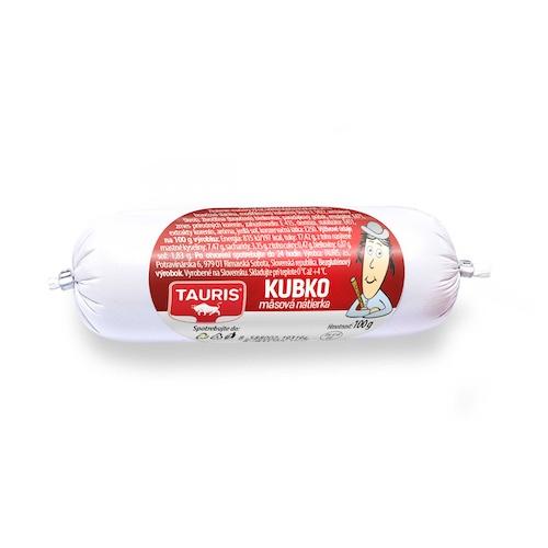 Mäsová nátierka KUBKO 100g 1
