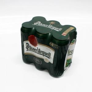 Pivo Pilsner Urquel 12% 0,5l plech 6ks balenie 10