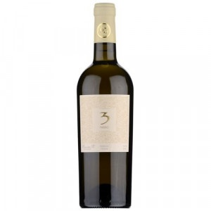 Víno b. 3Passo Bianco suché BIO 0,75l Tal. 5