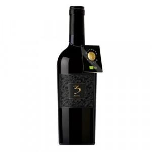 Víno č. 3Passo Rosso suché BIO 0,75l Tal. 5