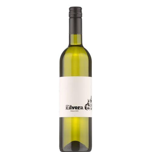 Víno b. Pálava suché Víno z dvora 0,75l SK 1