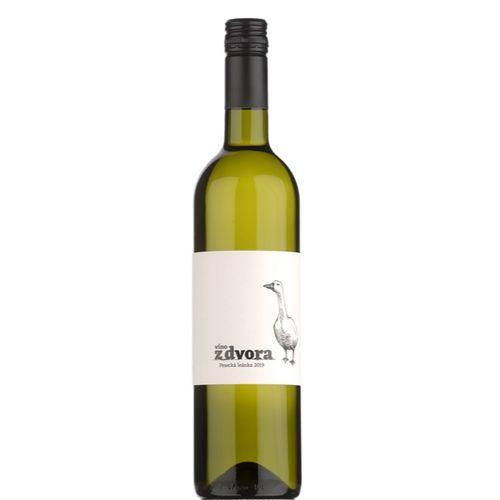 Víno b. Pesecká leánka suché Víno z dvora 0,75l SK 1