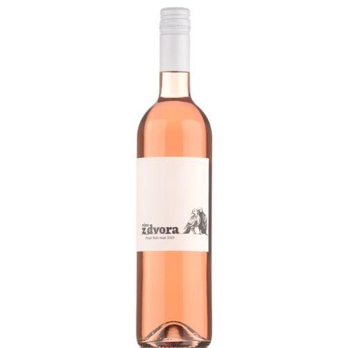 Víno r. Pinot Noir polosuché Víno z dvora 0,75l SK 1