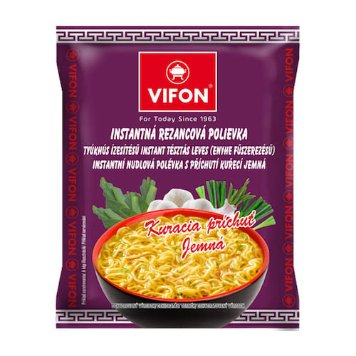 VIFON Inst. rez. polievka kuracia príchuť 60g 1