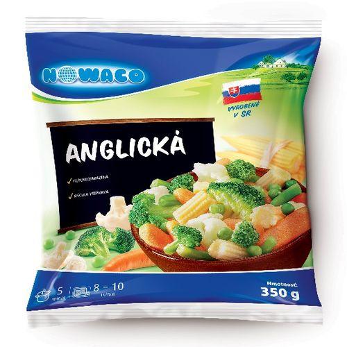 Mrazená zmes anglická zeleninová NOWACO 350g 1