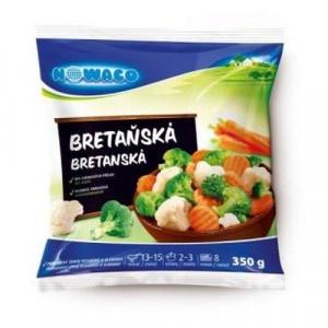 Mrazená zmes bretanská zeleninová NOWACO 350g 3