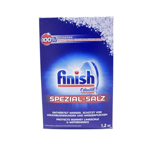 Soľ do umývačky riadu 1,2kg Finish 1